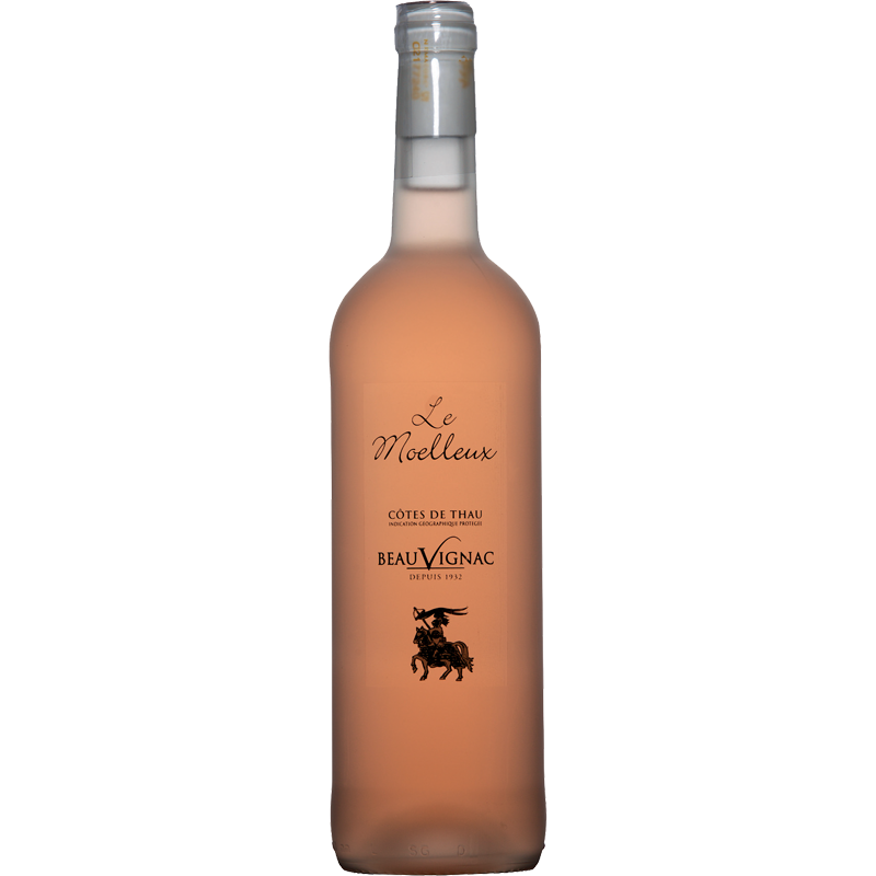 Le Moelleux Rosé, Beauvignac 2019