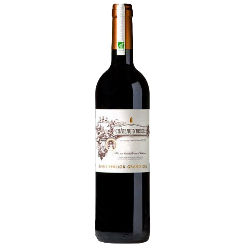 Image of   Chateau d'Arcole 2014 Grand Cru