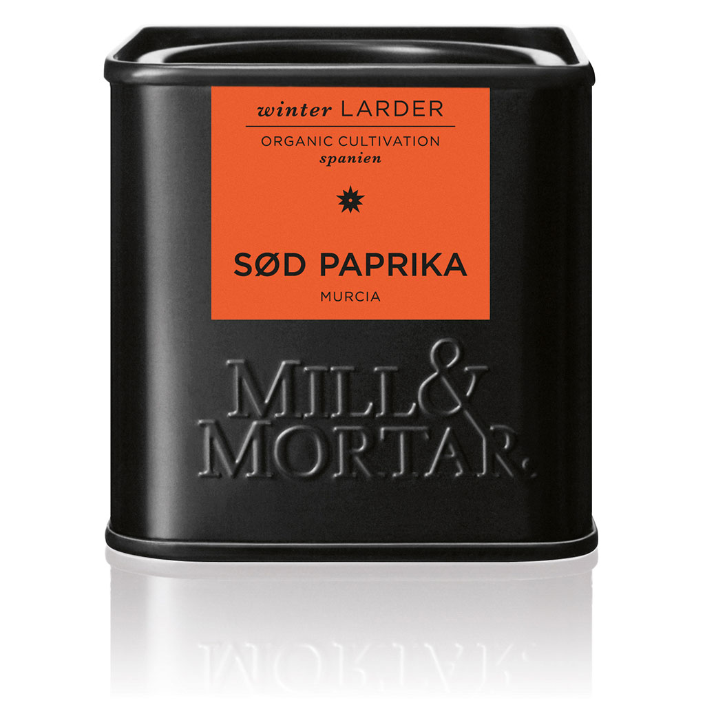 Image of   Mill & Mortar Sød Paprika