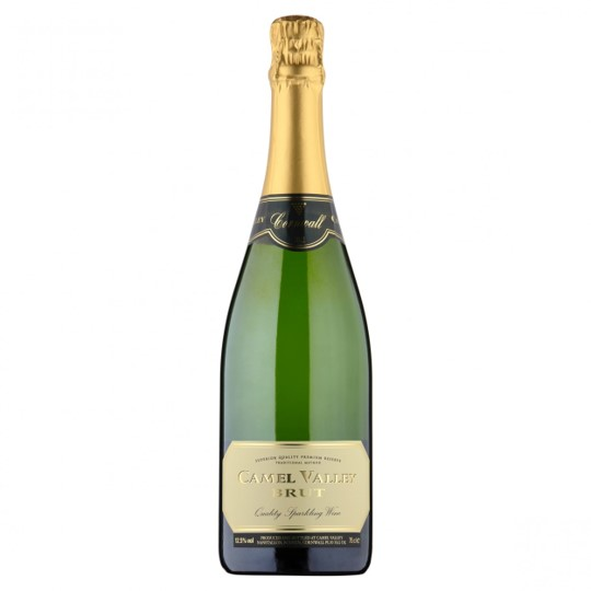 Image of   Camel Valley Brut Cornwall 2013