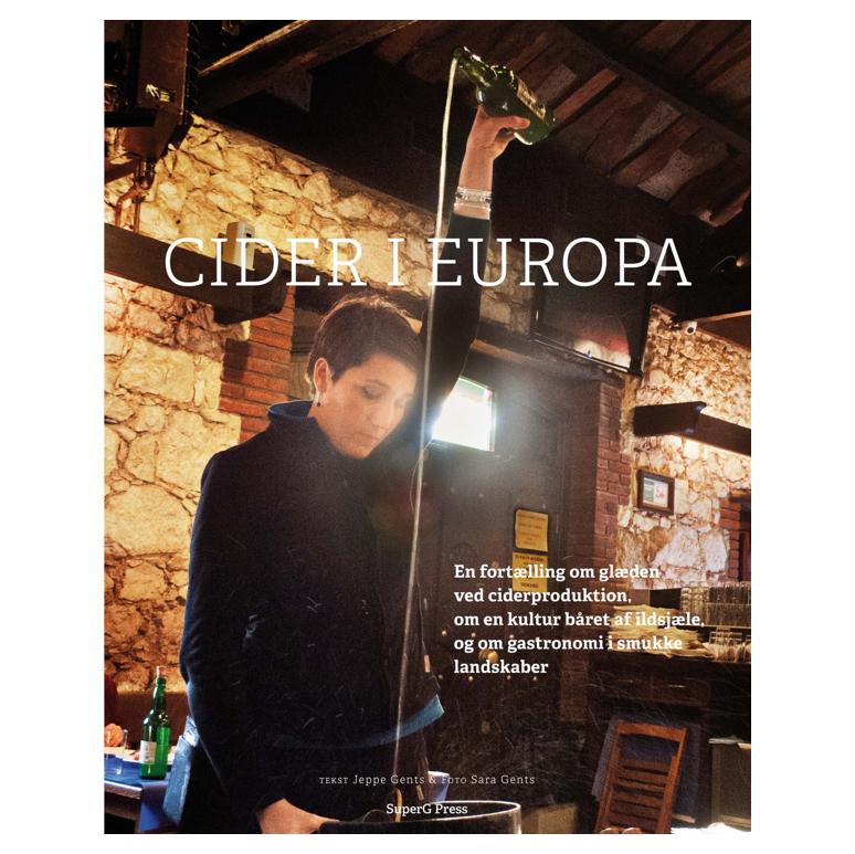 Image of   Cider i Europa