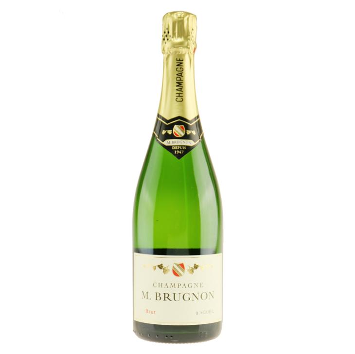 Image of   Champagne M. Brugnon Brut