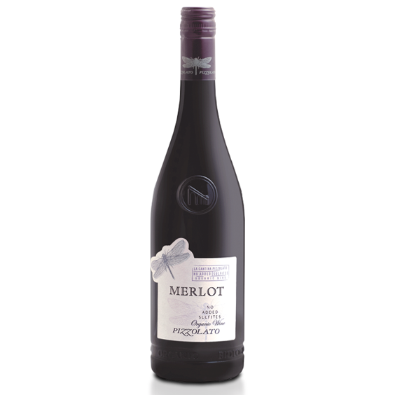 Pizzolato Merlot 2016