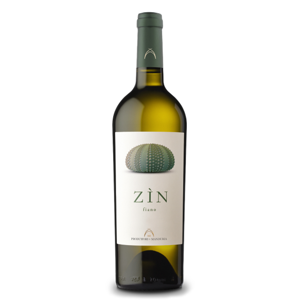 Image of Zìn Salento Fiano 2018