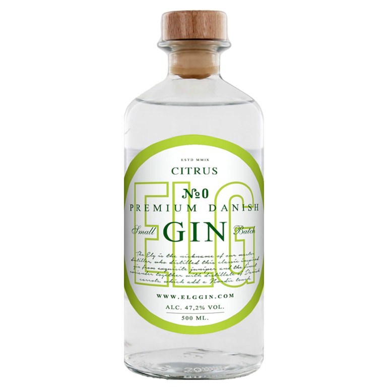 Image of   ELG Gin no. 0