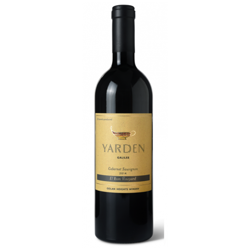 Yarden El Rom Vineyard Cabernet Sauvignon 2016