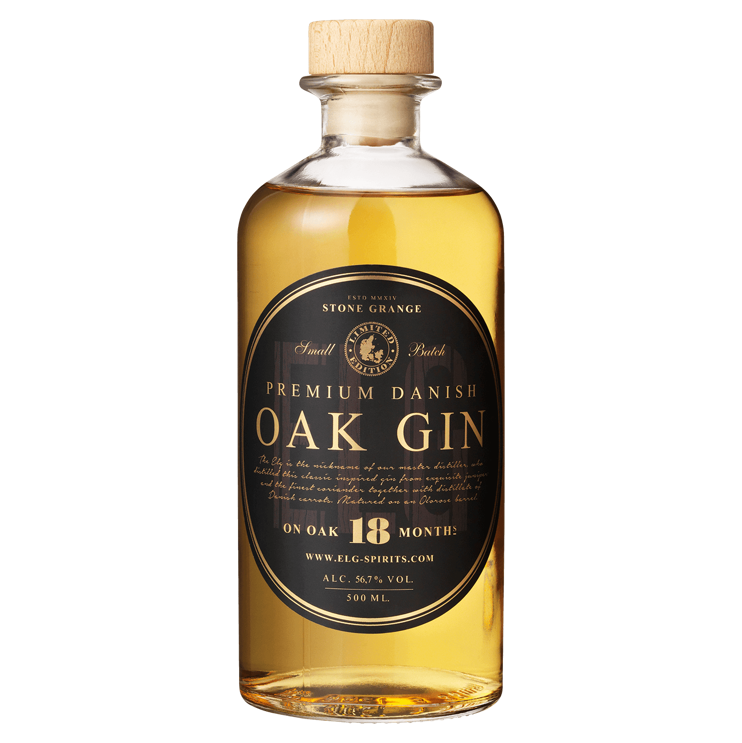 Image of   ELG Oak Gin
