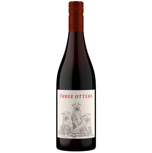 Fullerton Three Otters Pinot Noir 2016