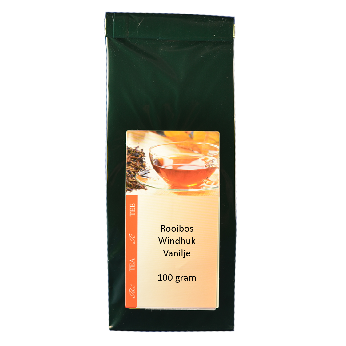 Rooibos Windhuk vanilje 100 g