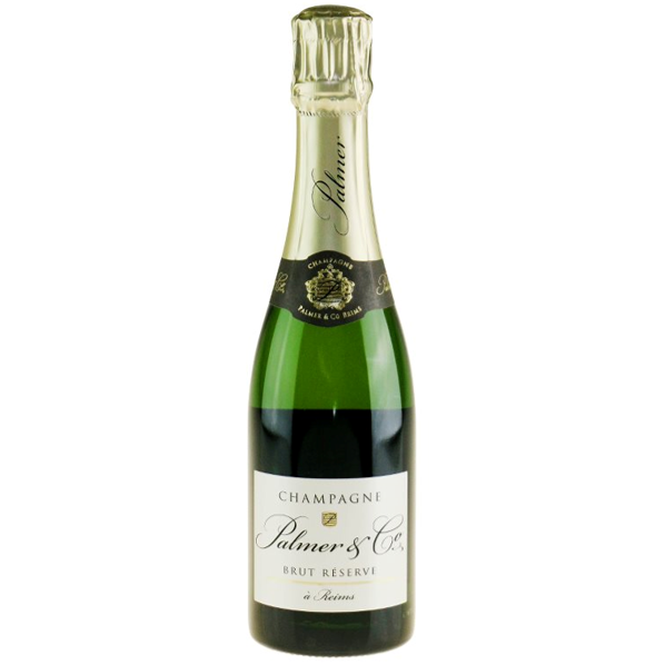 Champagne Palmer & Co. Brut Reserve 37,5 cl.