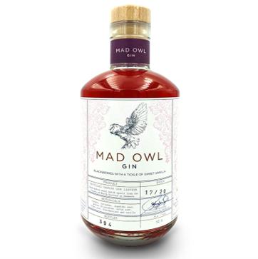 Thornæs Mad Owl Gin - Blackberries
