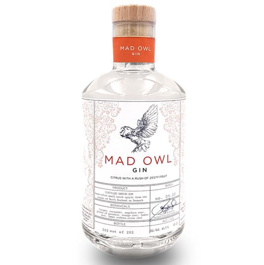 Thornæs Mad Owl Gin - Citrus