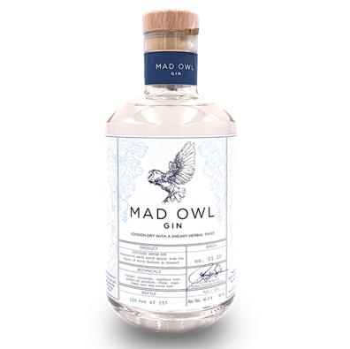 Thornæs Mad Owl Gin - London Dry