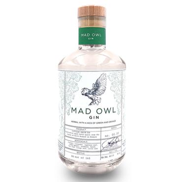 Thornæs Mad Owl Gin - Herbal