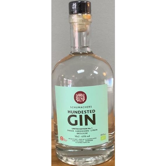 Schumachers Hundested Gin øko