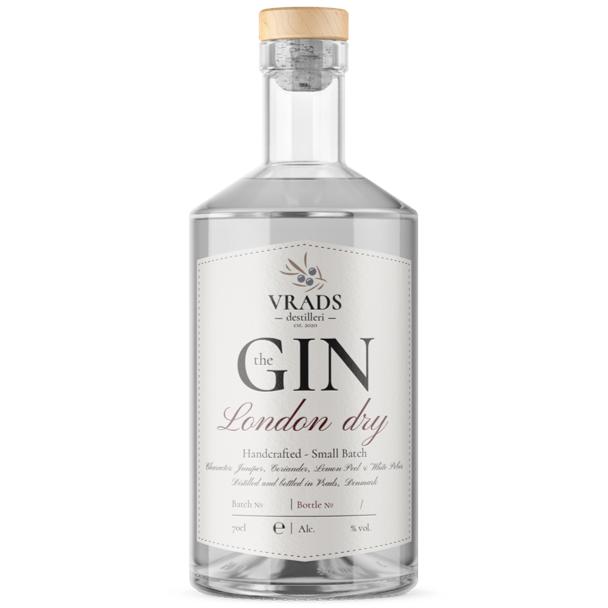 Vrads London Dry Gin