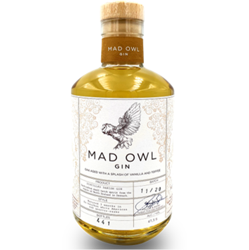 Thornæs Mad Owl Gin - Oak Aged