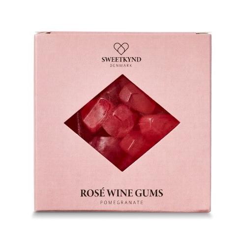 Sweetkynd Granatæble rosé vingummi, økologiske