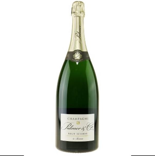 Champagne Palmer & Co. Brut Reserve 150 cl.